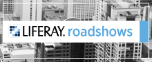 Come to a Liferay Roadshow
