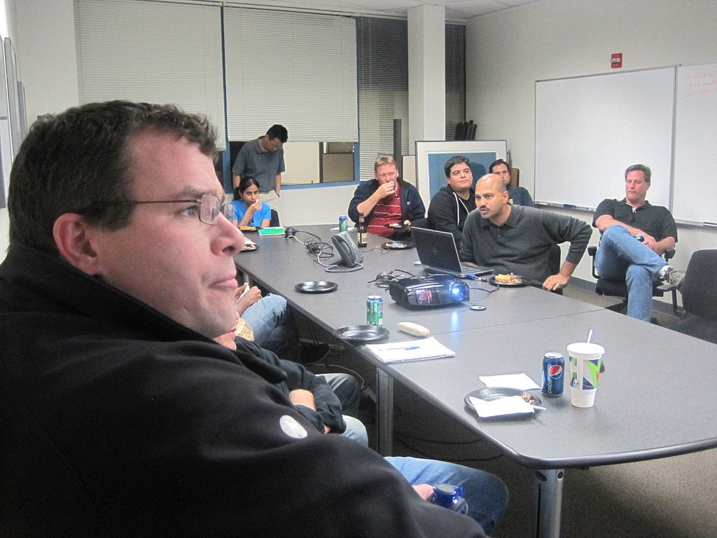 "In the midst of the ""What's new in Liferay 6.1"" discussion ..."