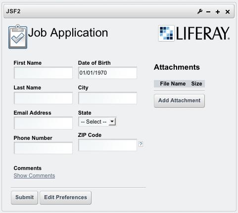 Liferay Faces Demo | Liferay